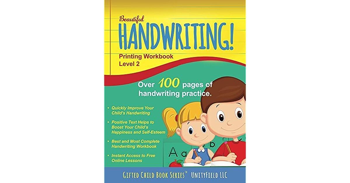 Handwriting: Printing Workbook | Level 2 by UnityField LLC