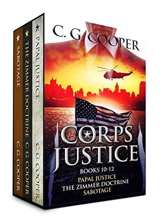 The Corps Justice Series Box Set #4