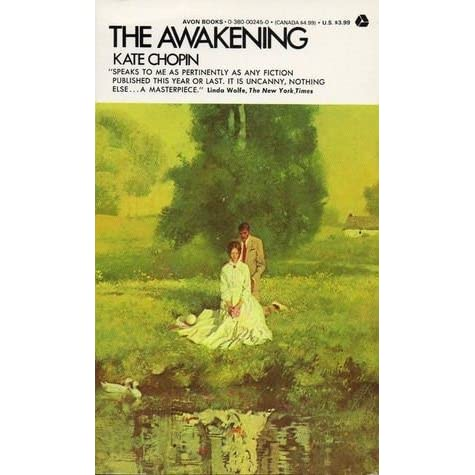 the awakening by kate chopin a search for self identity A woman in search of self-discovery turns away in a meditation on identity and the discourse of feminine sexuality in kate chopin's the awakening.