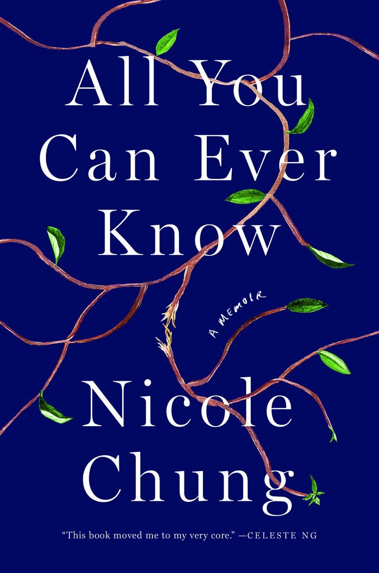 Nicole Chung, All You Can Ever Know