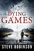 Dying Games (Jefferson Tayte Genealogical Mystery #6)