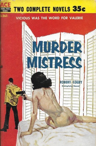Murder Mistress by Robert Colby