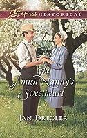 The Amish Nanny's Sweetheart (Amish Country Brides #2)