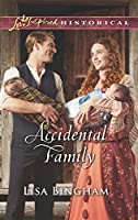 Accidental Family (The Bachelors of Aspen Valley #2)