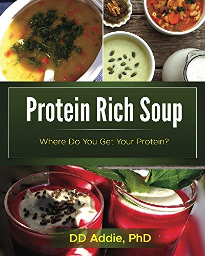 Protein Rich Soup (Where Do You Get Your Protein)