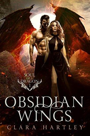Obsidian Wings by Clara Hartley