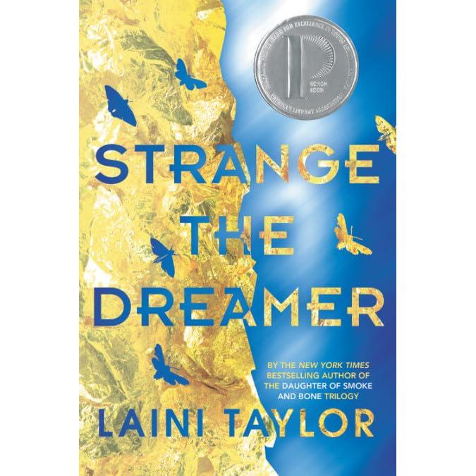 Strange the Dreamer (Strange the Dreamer, #1) by Laini Taylor