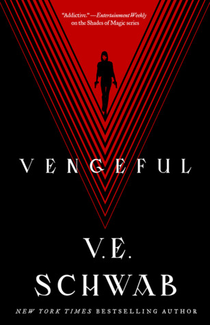 Vengeful (Villains, #2)