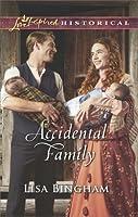 Accidental Family (Bachelors of Aspen Valley, #2)