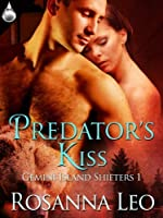 Predator's Kiss (Gemini Island Shifters #1)