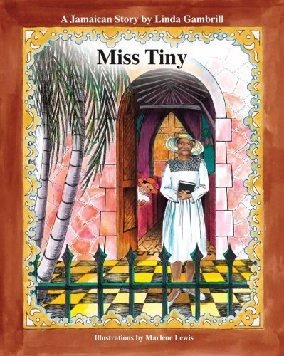 Miss Tiny: A Beenybud Story  by  Linda Gambrill