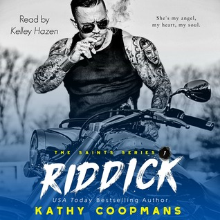 Riddick (The Saints, #1) by Kathy Coopmans
