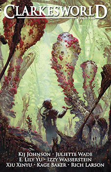 Clarkesworld Magazine, Issue 138 by Neil Clarke