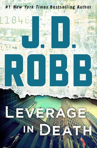 Book Review: Leverage in Death by J.D. Robb