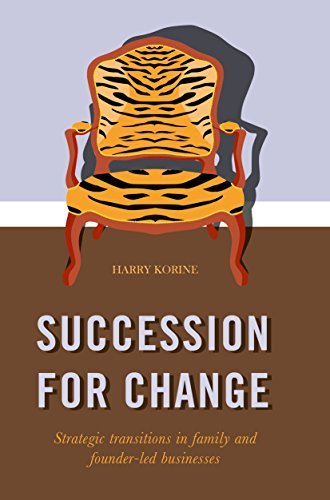 SUCCESSION FOR CHANGE Strategic transitions in family and founder-led businesses
