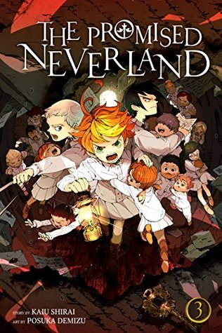 The Promised Neverland, Vol. 3 by Kaiu Shirai