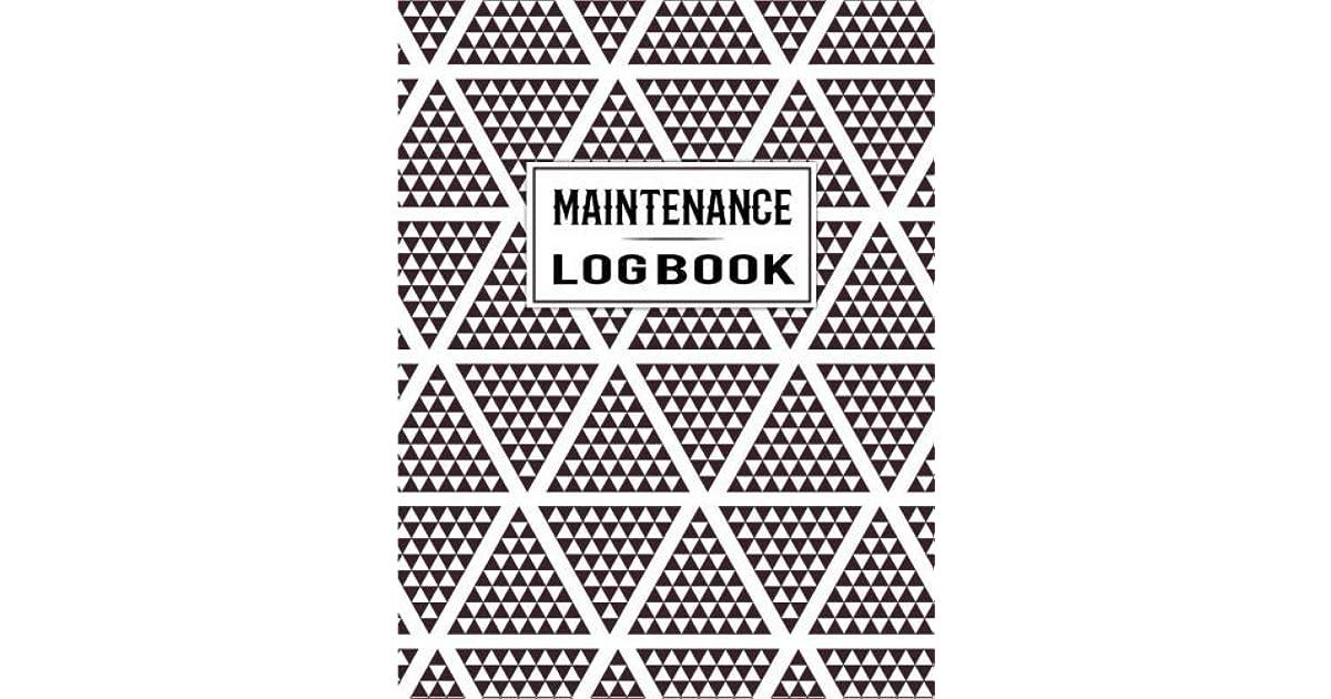 Maintenance Log Book Template from i.gr-assets.com