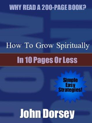 Sermon On Spiritual Growth Pdf