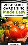 Vegetable Gardeni...