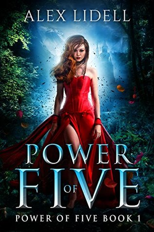 Power of Five (Power of Five, #1)