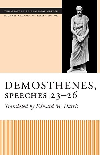 Demosthenes, Speeches 23-26