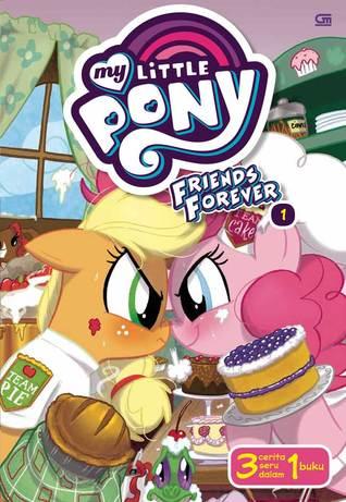 buku komik my little pony bahasa indonesia - info terkait buku