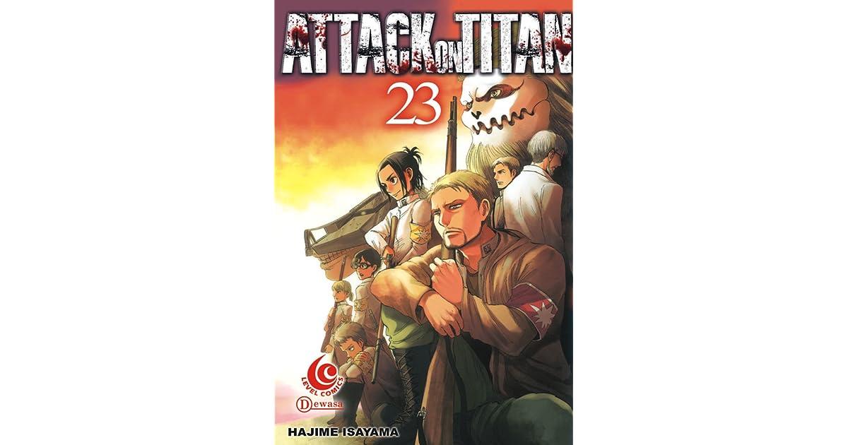 Attack on Titan Vol  23 by Hajime Isayama