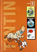 The Adventures of Tintin, Vol. 6: The Calculus Affair / The Red Sea Sharks / Tintin in Tibet
