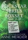 The Rockstar Series Part 4 (Books 15-19)