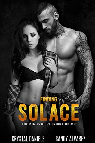 Finding Solace by Crystal  Daniels