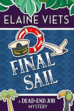 Final Sail (A Dead-End Job Mystery Book 11)