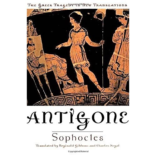 a review of antigone by sophocles Plot summary of antigone by sophocles part of a free study guide by bookragscom.
