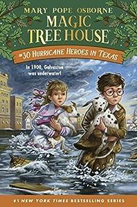 Hurricane Heroes in Texas (Magic Tree House, #30)