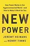New Power by Jeremy Heimans