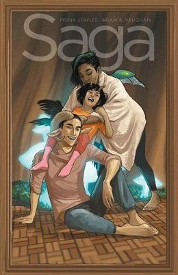 Saga, Vol. 9 by Brian K. Vaughan