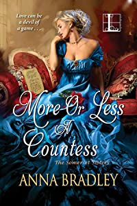 More or Less a Countess (The Somerset Sisters, #2)