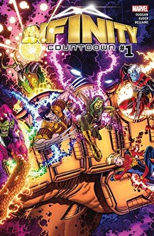 Infinity Countdown #1 by Gerry Duggan