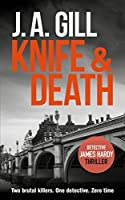 Knife and Death (James Hardy #1)