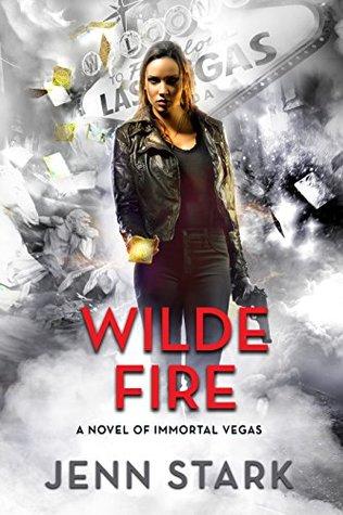 Wilde Fire by Jenn Stark