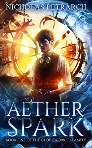 Aether Spark by Nicholas Petrarch