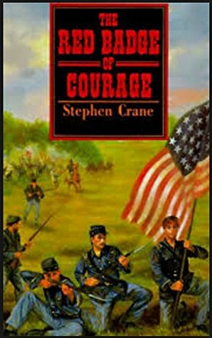 The Red Badge of Courage with author's biography