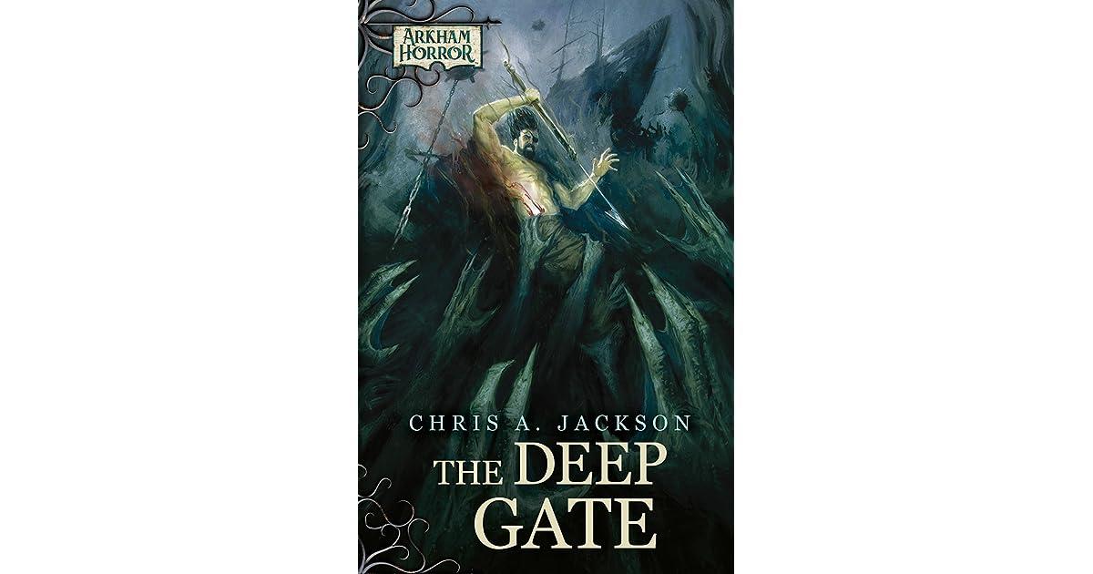Arkham Horror Novella The Deep Gate