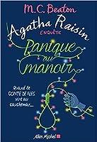 Panique au manoir (Agatha Raisin, #10)