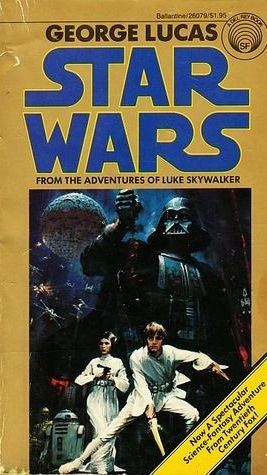 A New Hope (Star Wars: Novelizations, #4) by Alan Dean Foster