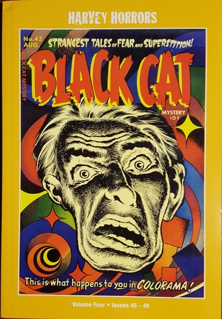 Black Cat Mystery Volume 4 (Harvey Horrors)