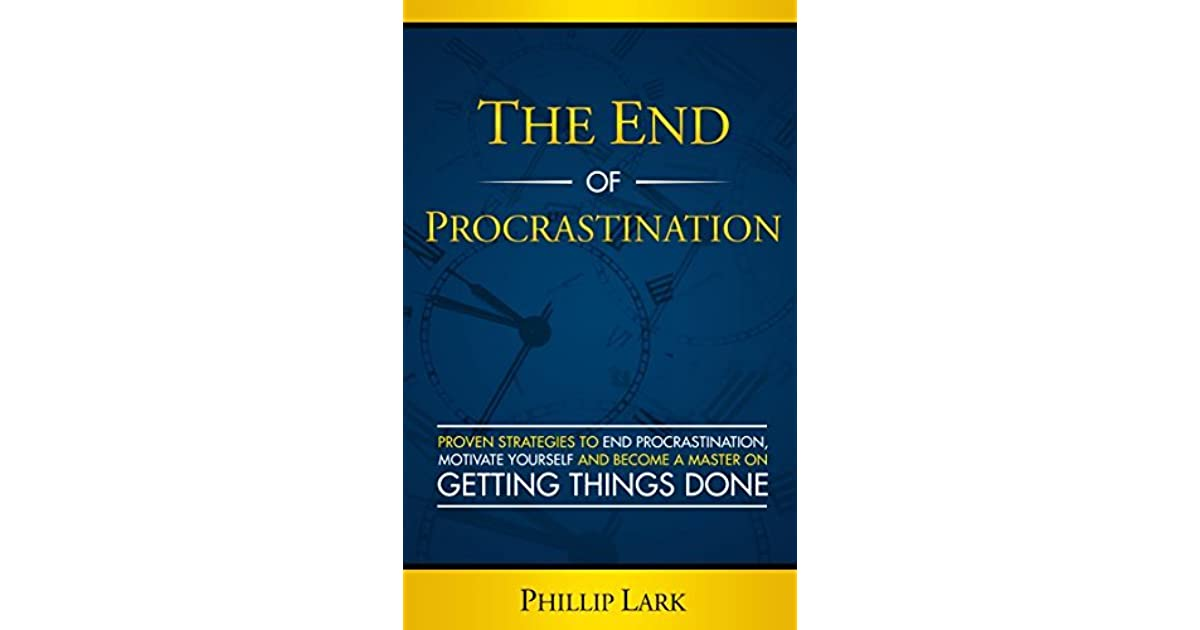 The End Of Procrastination PDF Free Download