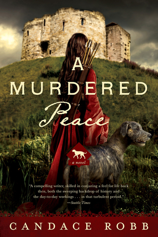 A Murdered Peace (Kate Clifford #3)