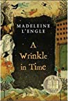 Book cover for A Wrinkle in Time (Time Quintet, #1)