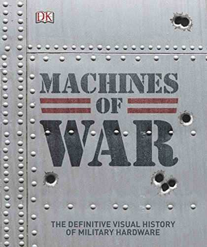 Machines of War by DK Publishing