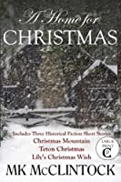 A Home for Christmas (Short Story Collection) (Cambron Press Large Print)